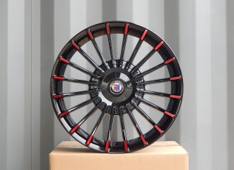Sakura Wheels 1139 — Альпина!